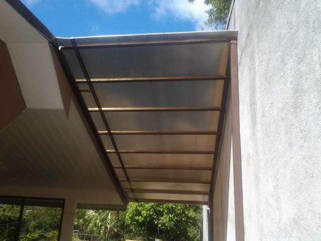 Techo para terraza de casa