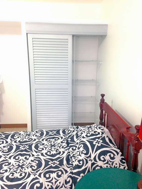 Closet ventilado con rejillas hoggan nuevo