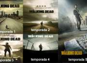 The walking dead temporadas 1,2,3,4,5 en calidad …