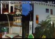 Cabinas playas del coco, Nacazcol