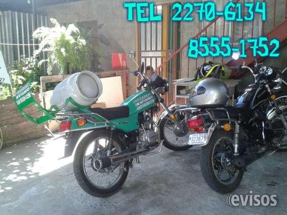 Moto tranporte