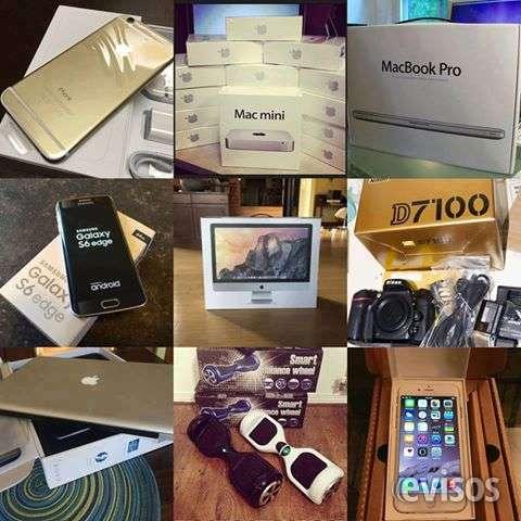 Ventas: samsung galaxy s6 edge plus / apple iphone 6s plus / monorover r2