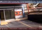 Alquiler de Local Comercial en Barreal de Heredia $1.200 (Gaby4)