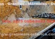 Sobres de Granito, Mármol, Cuarzo, Onyx para cocinas o baños