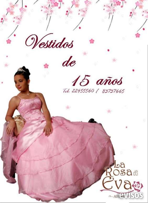 Vestidos De 15 Años La Rosa De Eva En Guadalupe Ropa Y