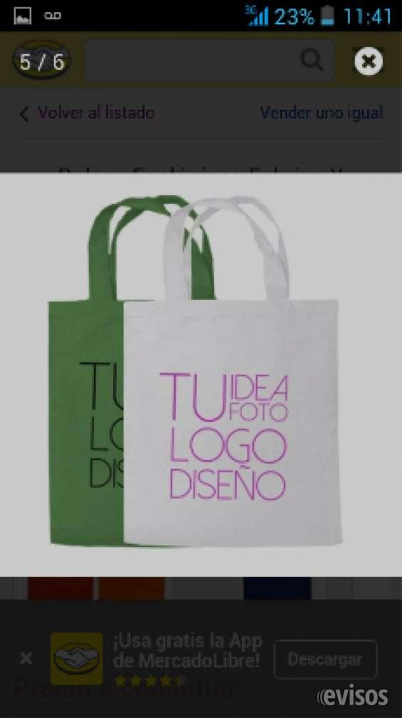 edd571d0d Bolsas ecologicas publicitarias la maquila en Desamparados - Otros ...