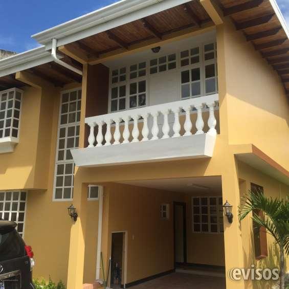 Se vende casa en escazu 16-24maf