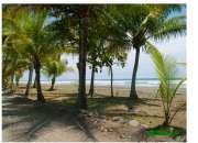 Lote en Playa Bejuco