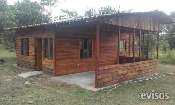 Se vende o se cambia casa nueva financiada