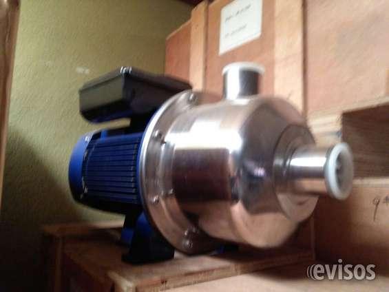 Bombas para agua para diferentes aplicaciones