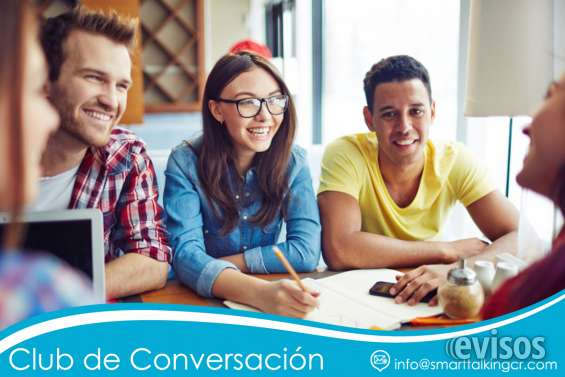 Club de conversación inglés - inglés conversacional