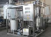 Fabricacion de plantas pasteurizadoras industriales