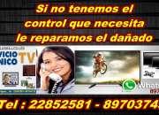 Controles remotos para pantallas todas las marcas en Costa Rica