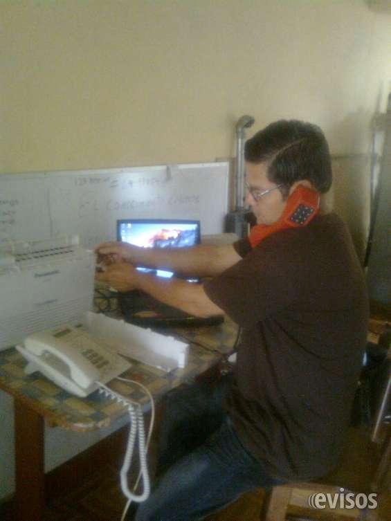 Reparaciones telefonicas