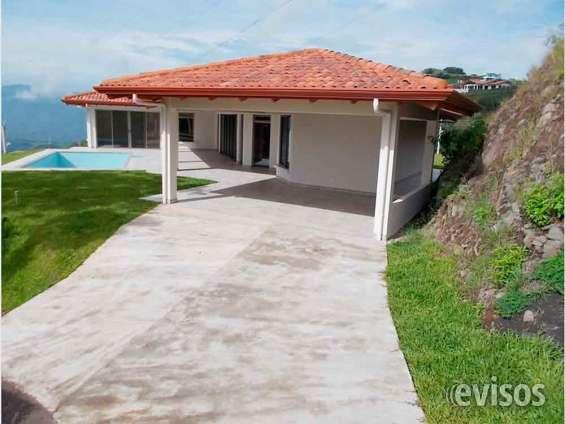 Se vende casa nueva residencial roca verde, atenas