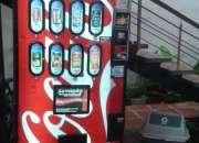 Maquinas vending automaticas de bebidas