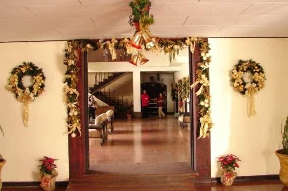 Los especialistas en decoración navideña