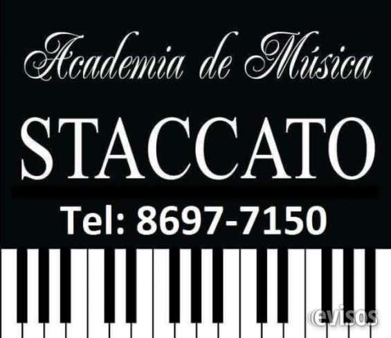 Clases adomicilio piano, guitarra, bajo, batería