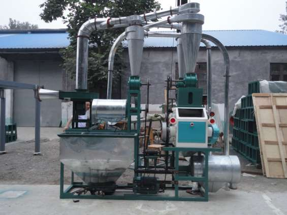 Molino meelko completo para harina de trigo 300-400kg kit completo