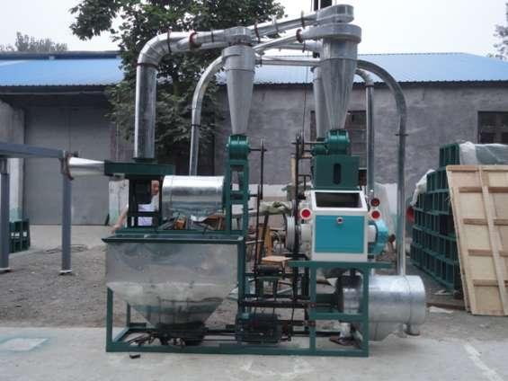 Molino meelko completo para harina de trigo 500kg kit completo