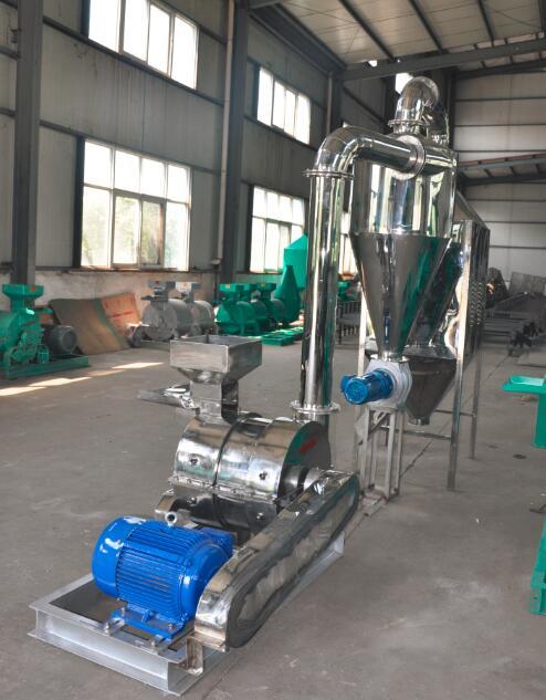 Molino meelko de acero inoxidable para harina 250-380 kg hora consumo humano