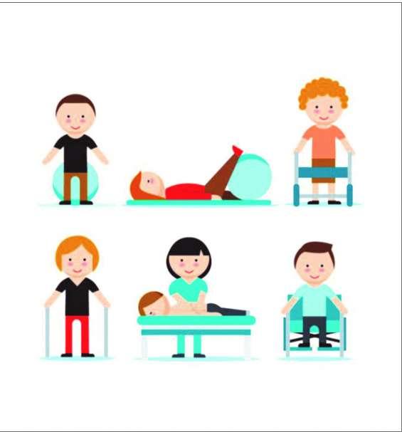 Fisioterapia para todo el cuerpo