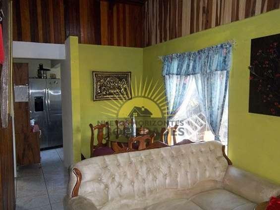 Fotos de Se vende casa con mucho terreno, san isidro de heredia (nhp-423) 6