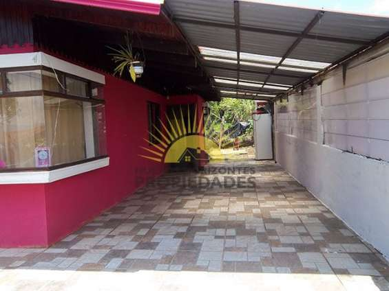Fotos de Se vende casa con mucho terreno, san isidro de heredia (nhp-423) 3