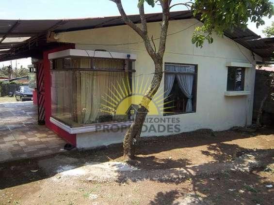 Fotos de Se vende casa con mucho terreno, san isidro de heredia (nhp-423) 5