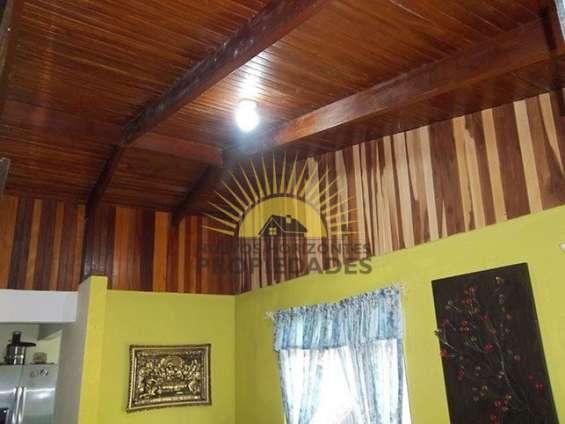 Fotos de Se vende casa con mucho terreno, san isidro de heredia (nhp-423) 7