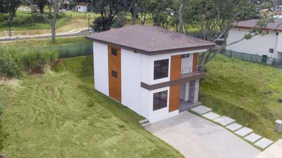 Casa nueva condominio tierras del cafe #881