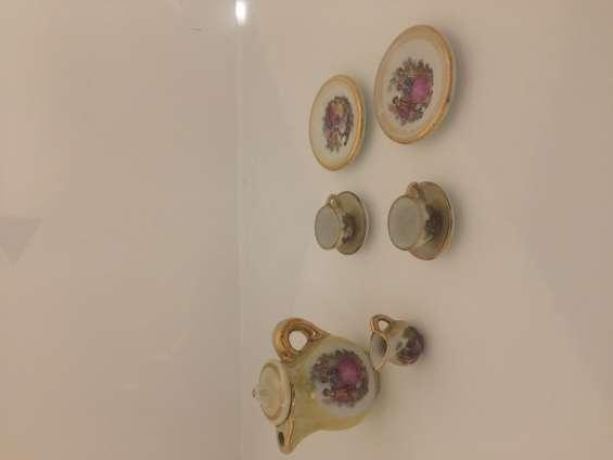 Porcelanas en miniatura