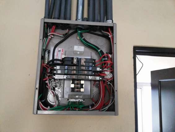 Servicios electricidad y construccion pz