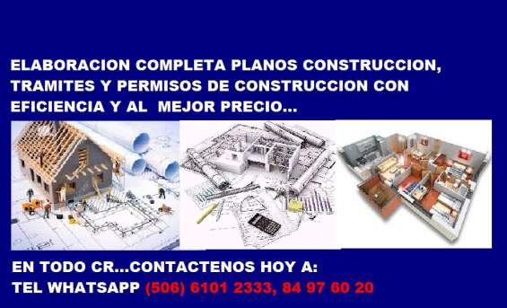 Planos de casas, planos construccion