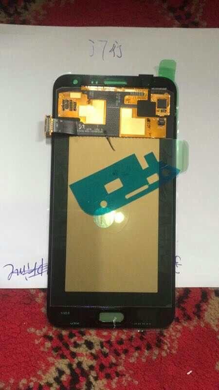 J7 samsung pantalla completo