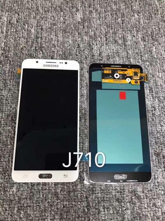 Fotos de Buena calidad j710 pantalla completo para samsung 2