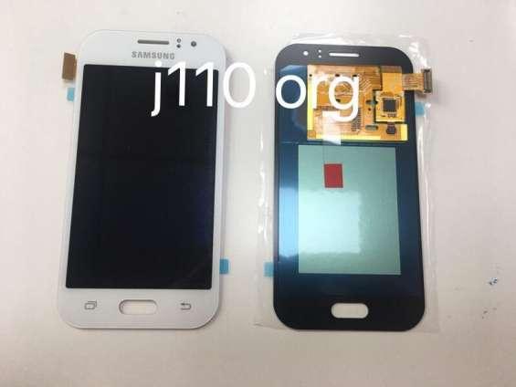 Samsung j110 pantalla completo buena calidad