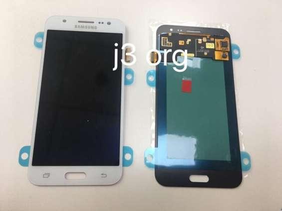 Samsung j3 pantalla completo buena calidad