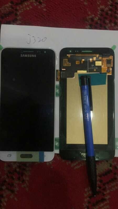 Samsung j320 pantalla completo buena calidad