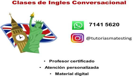 Clases de ingles conversacional