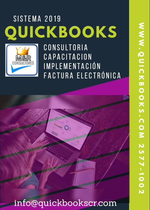Sistemas quickbooks online y enterprise