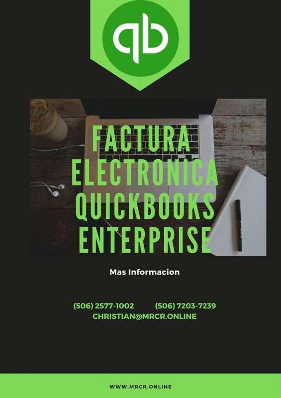 Facturación electrónica para quickbooks
