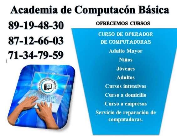Computación básica informatica