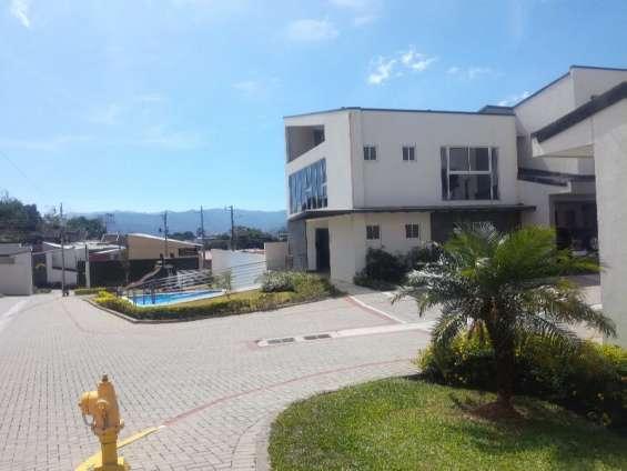 Condominio villa cedros, sabanilla 147mts2