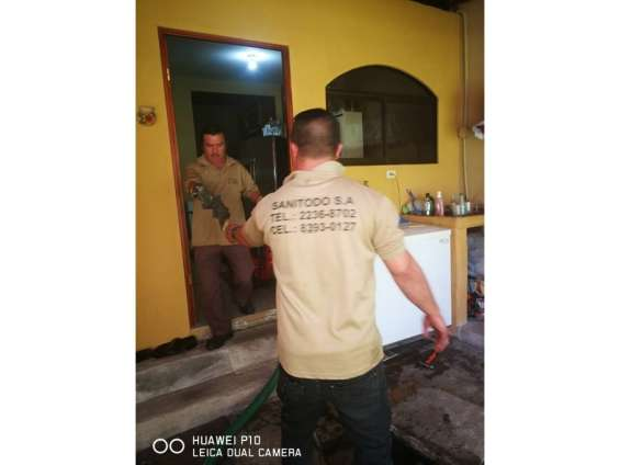 8393-0127 limpieza de tanques sépticos