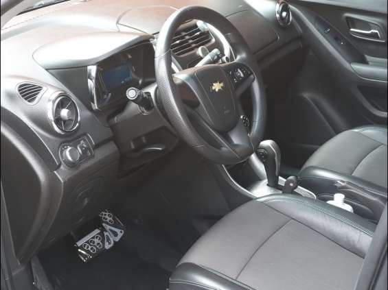 Fotos de Chevrolet trax 3