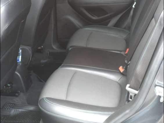 Fotos de Chevrolet trax 2