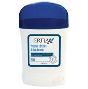 Desodorante para hombre en barra ertia