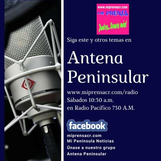 Antena peninsular, programa de radio