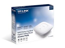 Access point wireless tp-link eap220 600mbps wi-fi poe